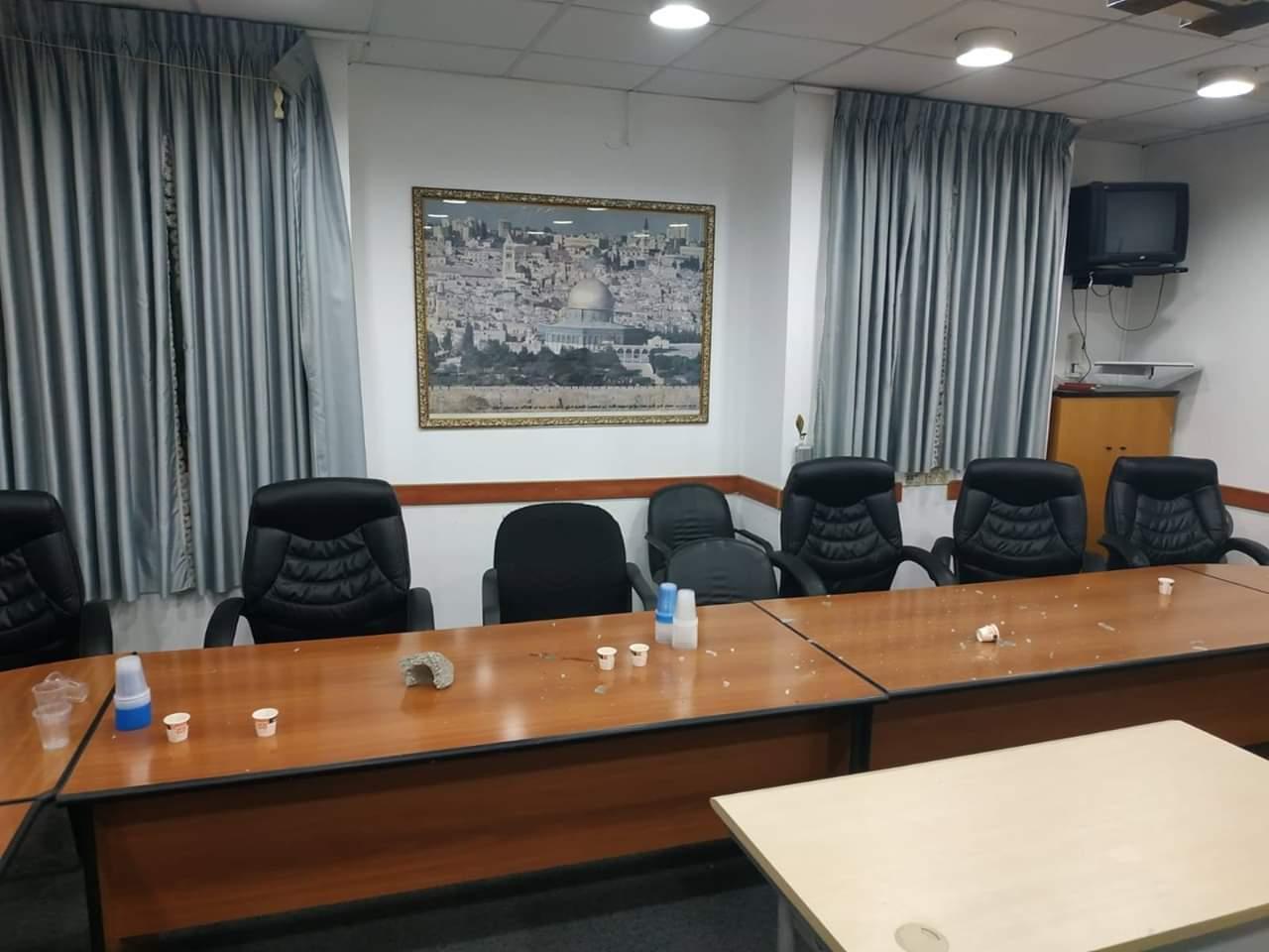 كفر مندا: اقتحام المجلس أثناء مناقشة الميزانية وتبادل للاتهامات