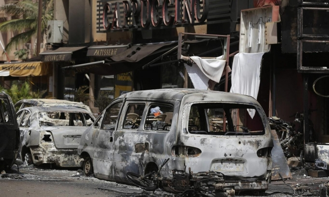 بوركينا فاسو: 16 قتيلا في هجوم استهدف مسجدا