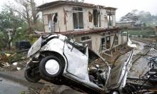 25 قتيلا جراء إعصار ضرب اليابان