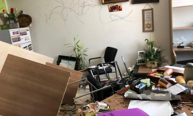 طرعان: اعتداء على مدرسة ابتدائية