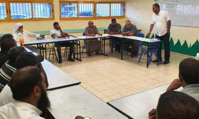 رهط: إضراب مفتوح في مدرسة التقوى إثر شجار