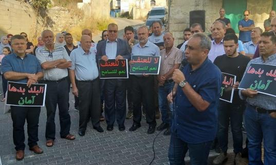 مكمّلين: نقل تظاهرة الثلاثاء القطريّة إلى الرملة