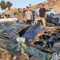 مصرع شابين في حادث سير قُرب العيزرية