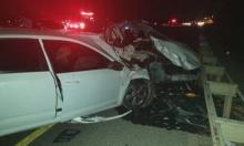 5 إصابات بينها خطيرة بحادث قرب كفر مندا