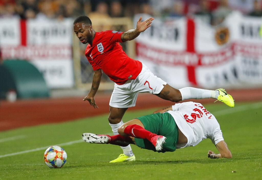 تصفيات يورو 2020: إنجلترا تسحق بلغاريا بسداسية وتتأهل