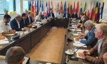 القائمة المشتركة تلتقي سفراء الاتحاد الأوروبي