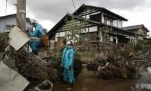 حصيلة ضحايا الإعصار باليابان ترتفع إلى 70 قتيلا