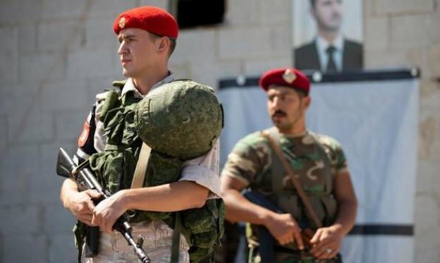 الجيش الأميركي يسلم مواقعه للروس في منبج