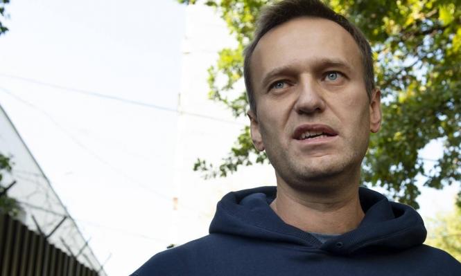 الشرطة الروسية تداهم جميع مكاتب المعارض نافالني