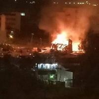 مصر: اندلاع النيران في كنيسة ثانية خلال أيام