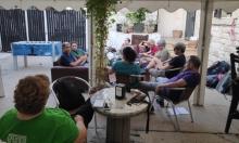 جمعية المهجرين تلتقي وفدا من منظمة إسبانية