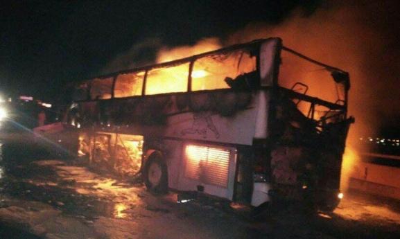 السعودية: مصرع 30 معتمرًا وإصابة آخرين في حادث طرق