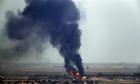 تواصل الاشتباكات والقصف شمالي سورية رغم اتفاق وقف إطلاق النار