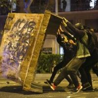 احتجاجات كتالونيا: الآلاف يهتفون للاستقلال والحرية