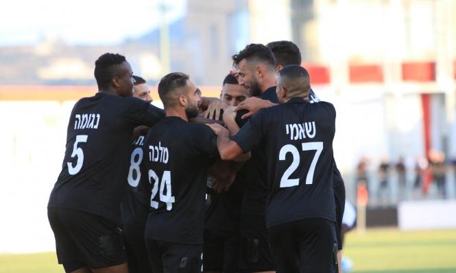 أبناء سخنين يحقق فوزا ثانيا متتاليا في الدوري
