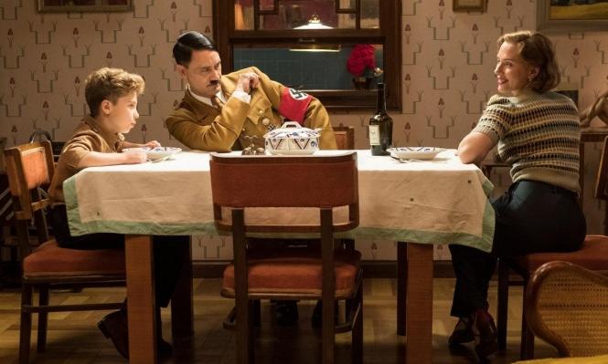 """""""جوجو رابيت"""": فيلم يجرد ألمانيا النازية جديتها"""
