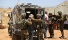اعتقال 7 أجانب عبروا الحدود من الأردن