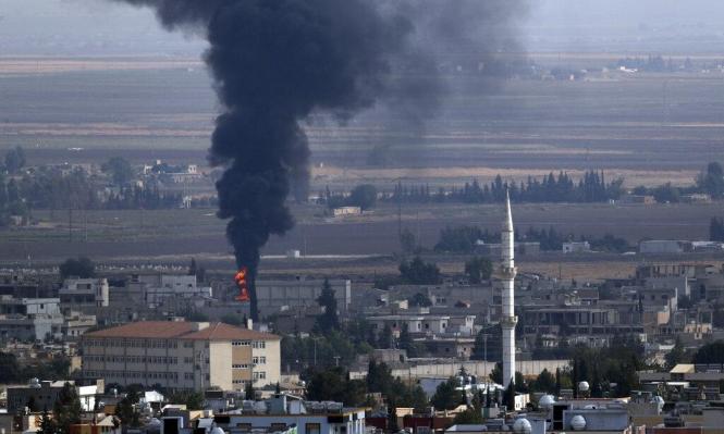 تركيا والقوات الكردية تتبادلان التهم بانتهاك وقف إطلاق النار