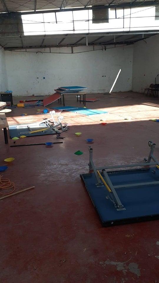 اللد: اعتداء وتخريب في ابتدائية الزهراء