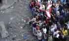 احتجاجات لبنان: جعجع يعلن استقالة وزرائه الأربعة من الحكومة