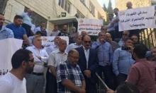 اعتصامٌ لموظّفيشركة كهرباء القدس بسبب الإجراءات الإسرائيليّة بشأن الطاقة