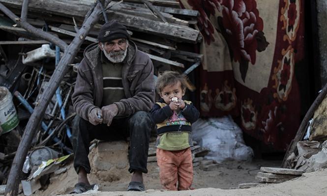 غزة:70% من السكّان يعانون من انعدام الأمن الغذائي