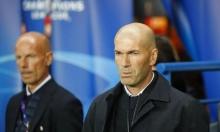 زيدان مهدد بالرحيل عن ريال مدريد