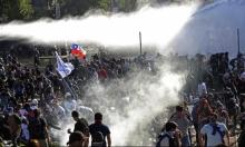 تشيلي: استمرار تظاهرات اقتصادية حاشدة هي الأوسع منذ سنوات