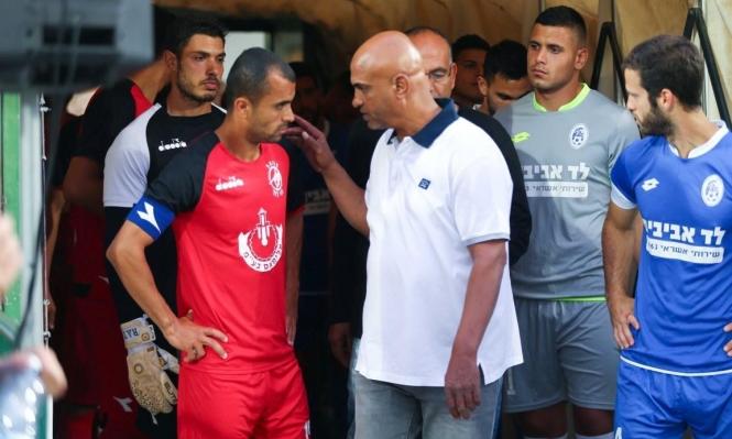 مدير أبناء اللد: فريقنا لا يمر بأزمة وسيستعيد عافيته