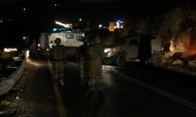 اعتقال 18 فلسطينيا بالضفة والقدس