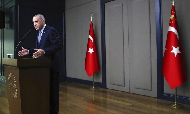 إردوغان: الهجوم بسورية سيستأنف بحال عدم انسحاب الأكراد