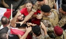 لبنان: تواصل الاحتجاجات والجيش يلجأ للقوة لفتح الطرق الرئيسية