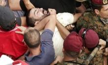 لبنان: الجيش يستخدم القوة والحريري يدعو لفتح الطرق