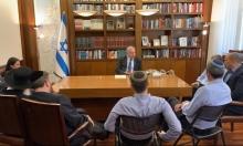 """نتنياهو يتمسك بـ""""كتلة اليمين"""" وجولة مفاوضات جديدة مع """"كاحول لافان"""""""