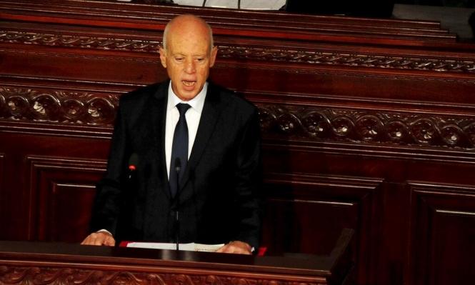 الرئيس التونسي سعيّد: الحق الفلسطيني لا يسقط بالتقادم