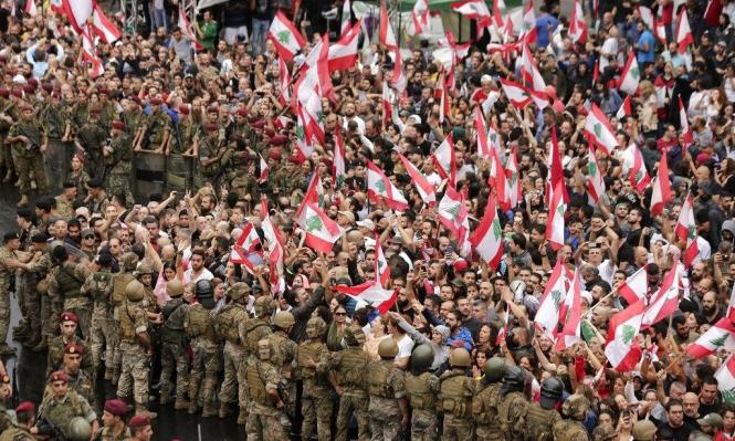 انتفاضة لبنان: أسبابها وتداعياتها