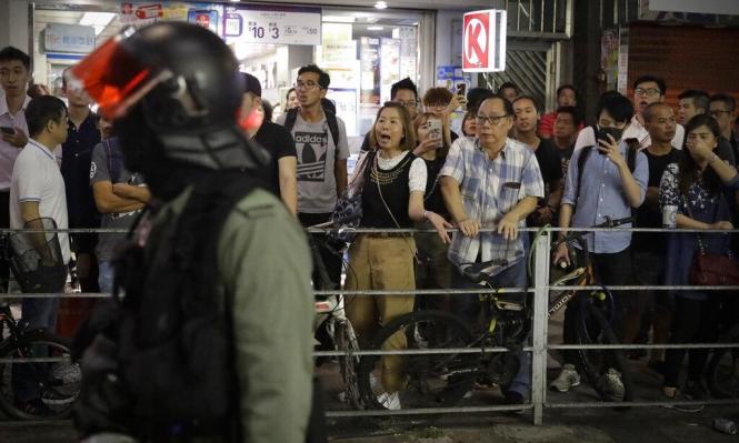 """هونغ كونغ تلغي مشروع قانون """"تسليم المطلوبين"""" للصين"""