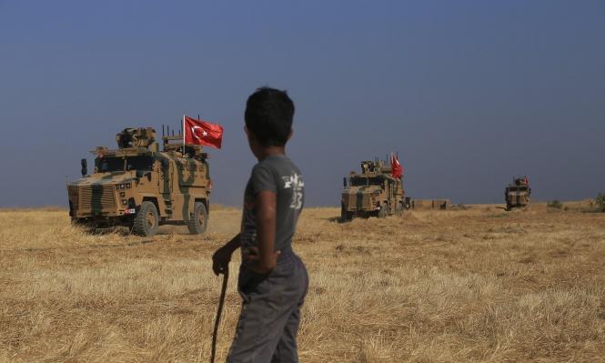 بعد انسحاب الأكراد: تركيا تعلن عدم استئناف العملية العسكرية بسورية