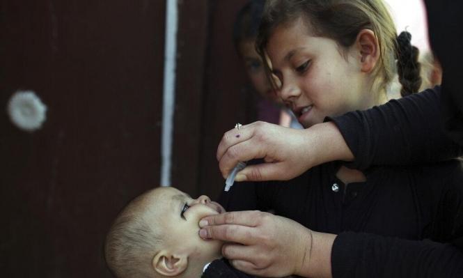 اقتراب إعلان الانتصار على النوع الثالث من شلل الأطفال