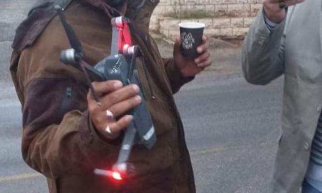 سقوط طائرة مسيرة إسرائيلية جنوبي لبنان