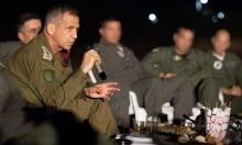 كوخافي: الوضع على الجبهات هش ومتوتر وتصاعد احتمال الحرب