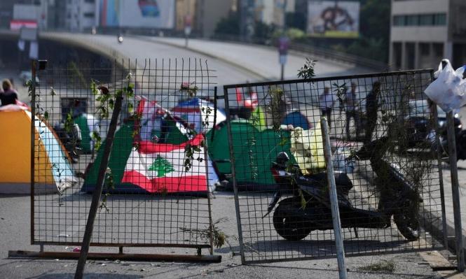 اللبنانيون يواصلون الحراك: شلل في المدن وخطاب مرتقب لنصرالله