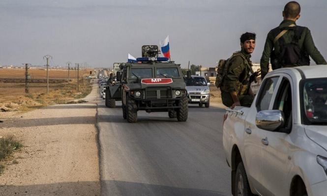 تعزيزات عسكرية لروسيا والنظام في الشمال السوري