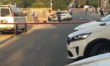 الرملة: مطاردة بوليسية لسيارة إثر إطلاق نار