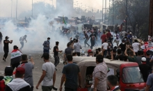 تجدد الاحتجاجات في العراق وقمع الأمن أسفر عن مقتل 74 في ثلاثة أيام