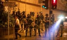 """مظاهرة في هونغ كونغ لـ""""حماية"""" الكلاب البوليسية"""