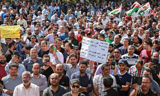 الأردن: استقالة وزير التربية على خلفية أزمة المعلمين