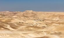 النقب: اقتحام قرية البقيعة وتوزيع أوامر إخلاء وهدم