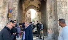 القدس: اعتقال فلسطيني بزعم  محاولة تنفيذ عملية طعن