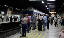 """مصر: محصل قطار """"يُلقي"""" بمراهقين لعدم امتلاكهما تذكرة سفر"""